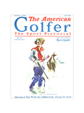 The American Golfer October 4  1924