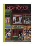 The New Yorker Cover - May 26  1951