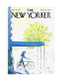 The New Yorker Cover - May 26  1973