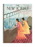 The New Yorker Cover - July 22  1961