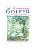 The American Golfer June 14  1924