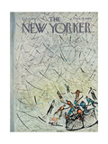 The New Yorker Cover - February 4  1967