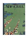 The New Yorker Cover - September 5  1936