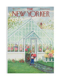 The New Yorker Cover - May 7  1955