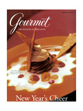 Gourmet Cover - January 1997