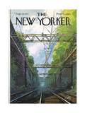 The New Yorker Cover - September 18  1971
