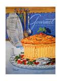 Gourmet Cover - April 1950