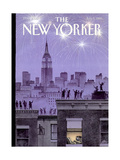 The New Yorker Cover - July 5  1999