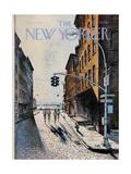 The New Yorker Cover - October 2, 1978 Giclée premium par Arthur Getz