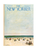 The New Yorker Cover - July 29  1961