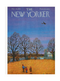 The New Yorker Cover - March 26  1955
