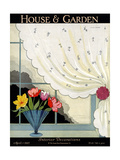 House & Garden Cover - April 1927