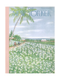 The New Yorker Cover - April 20  1957