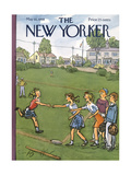 The New Yorker Cover - May 10  1958