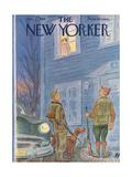 The New Yorker Cover - November 21  1953