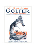 The American Golfer July 14  1923