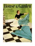 House & Garden Cover - March 1952