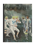 The New Yorker Cover - October 13  1962
