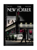 The New Yorker Cover - March 22  2010