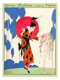 Vogue Cover - April 1914