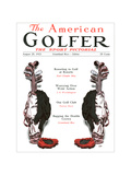 The American Golfer August 25  1923