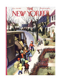 The New Yorker Cover - December 19  1953