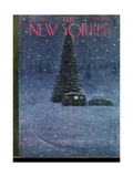 The New Yorker Cover - December 27  1947