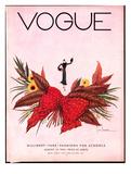 Vogue Cover - August 1932 Giclée premium par Georges Lepape