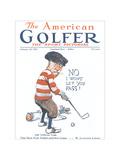 The American Golfer February 24  1923