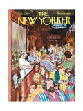 The New Yorker Cover - November 27  1971