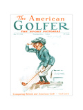 The American Golfer May 17  1924