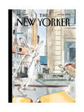 The New Yorker Cover - September 22  2008