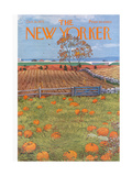 The New Yorker Cover - October 28  1972