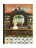 The New Yorker Cover - September 25  1965