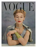 Vogue Cover - May 1950 - Bracelet Envy