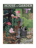 House & Garden Cover - October 1931