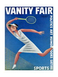 Vanity Fair Cover - August 1932
