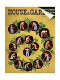 House & Garden Cover - July 1939