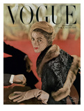 Vogue Cover - November 1948