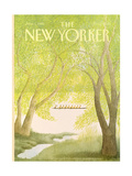 The New Yorker Cover - June 1  1981
