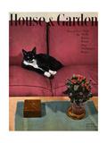 House & Garden Cover - April 1946