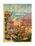 The New Yorker Cover - January 8  1955