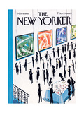 The New Yorker Cover - March 6  1965