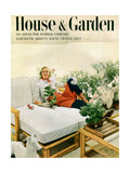 House & Garden Cover - June 1951