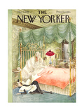 The New Yorker Cover - March 3  1956