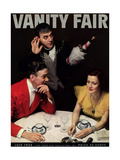 Vanity Fair Cover - July 1934