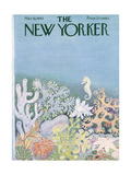 The New Yorker Cover - March 16  1963