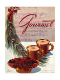 Gourmet Cover - December 1943