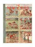 The New Yorker Cover - September 3  1938