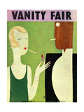 Vanity Fair Cover - January 1930